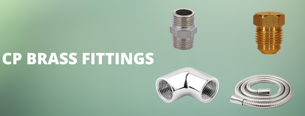 CP Brass Fittings
