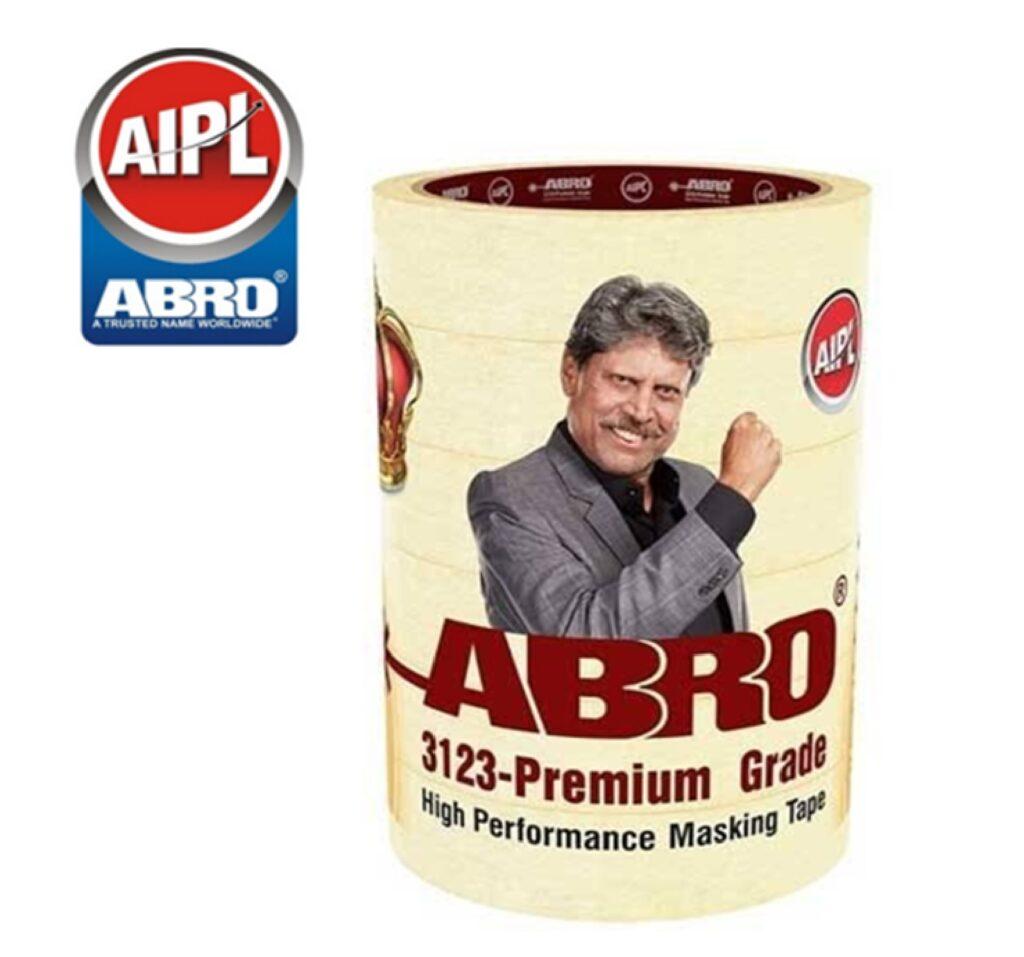 AILP PREMIUM GRADE MASKING TAPE