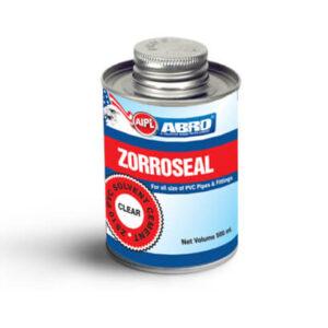 zorroseal pvc